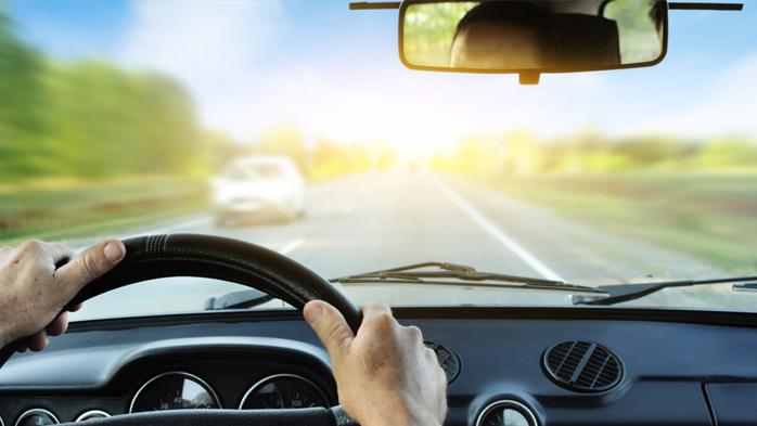 1129 - Как правильно вращать руль автомобиля