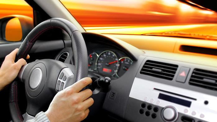 1130 - Как правильно вращать руль автомобиля